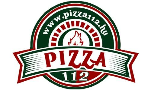 Pizza 112 logo