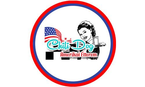 Chili Dog Amerikai Étterem logo