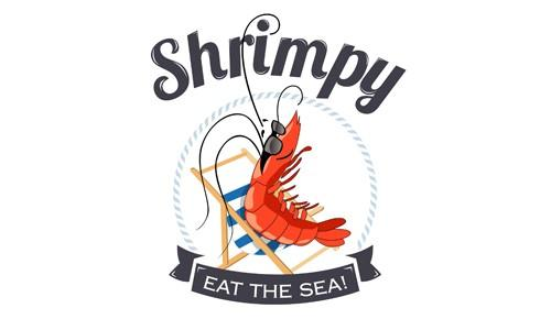 Shrimpy Food Bar logo
