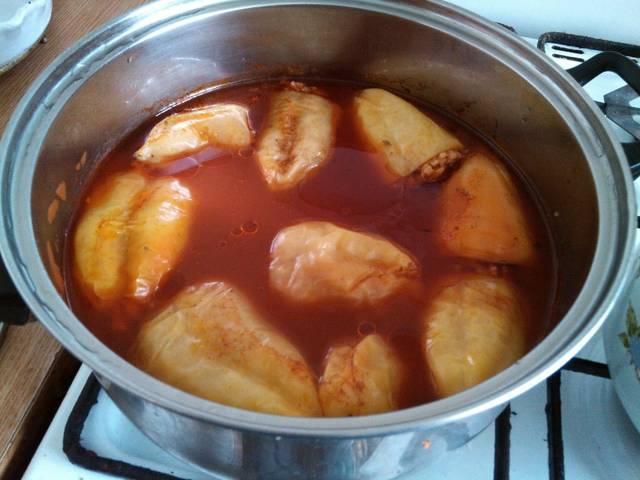 Mit főzzek ma - Töltött paprika - Éhenhalok.hu