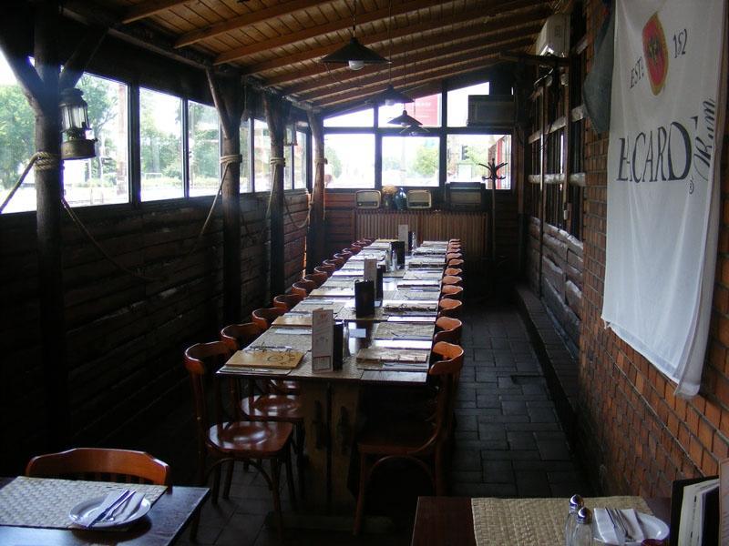 Joe Bácsi Étterem Beltér