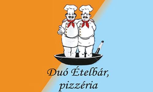 Duo Ételbár és Pizzéria logo