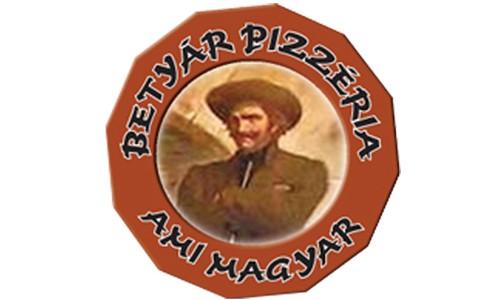 Betyár Pizzéria logo