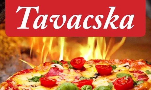 Tavacska Pizzéria logo